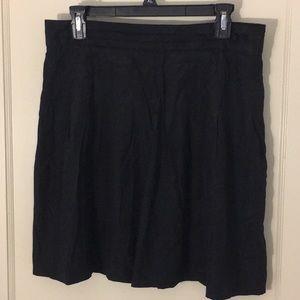 🎀Kenzie Size 12 Black Skirt